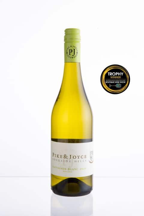 Pike & Joyce Descente Sauvignon Blanc 2020